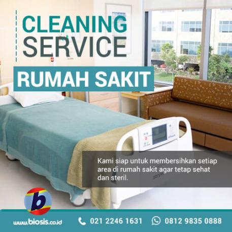 0812 9835 0888 Jasa Cleaning Service Rumah Sakit Di Kutawaringin